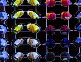 Óculos de sol falsificado pode gerar danos à visão